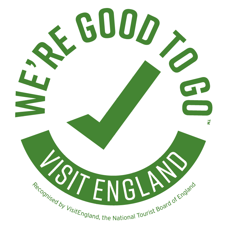 VisitBritain Certified Good To Go